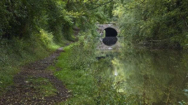 Dunhampstead Tunnel North Entrance