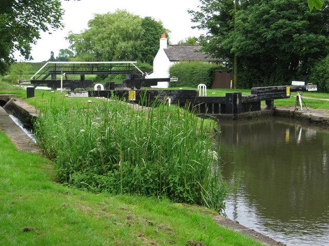 Burscough - Runnel Brow Lock