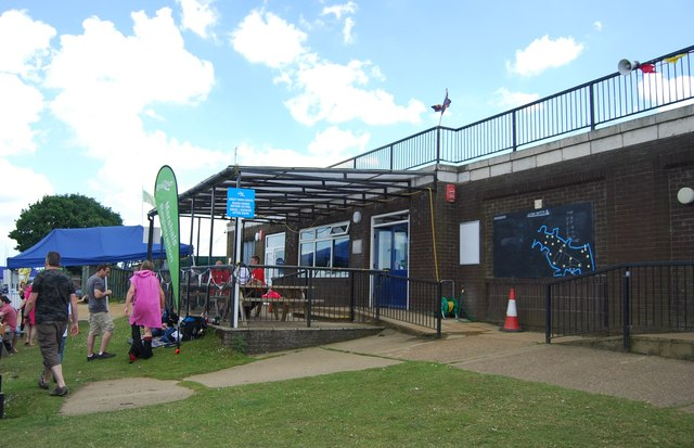 Alton Water Water Sport Centre