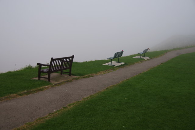 Benches with a view?