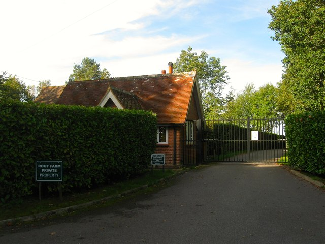 Rout Lodge, Colwood Lane