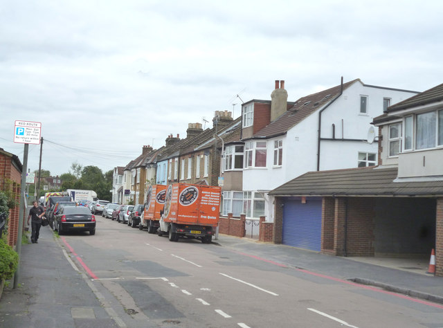Merton:  Nursery Road