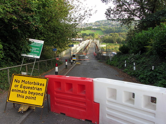 Refurbishment of Ovingham Bridge