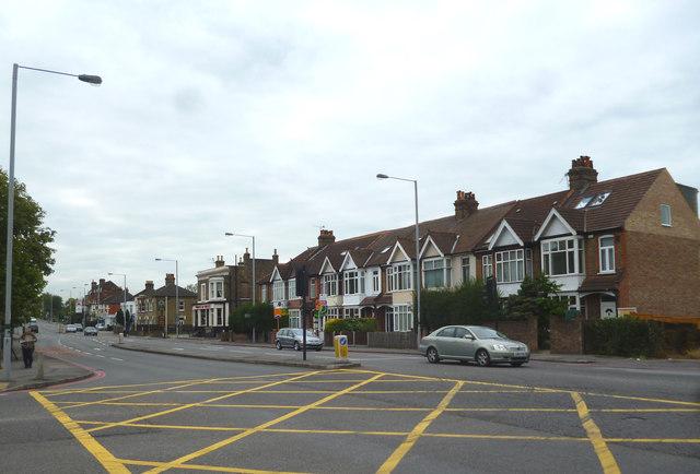 Merton:  Morden Road