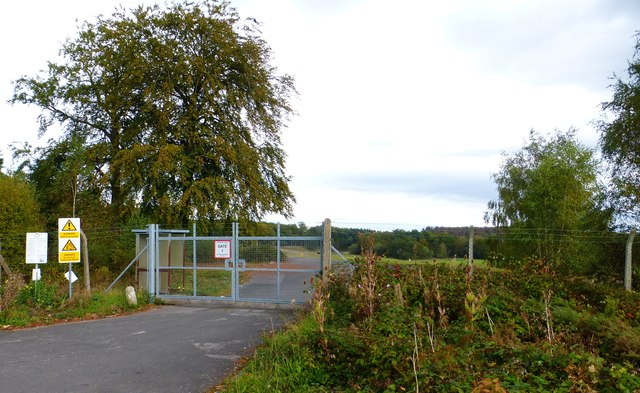 Gate 1 to Rushmoor Arena