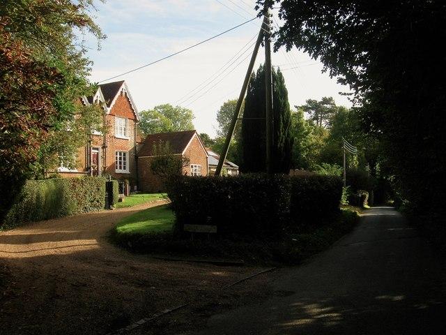 South Lodge, Jeremy's Lane