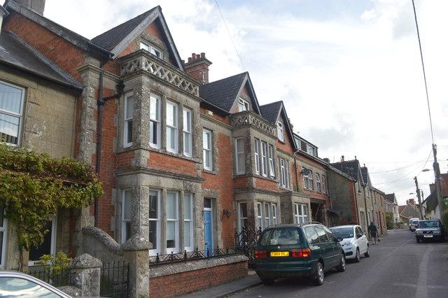 Former Drill Hall - Victoria Street