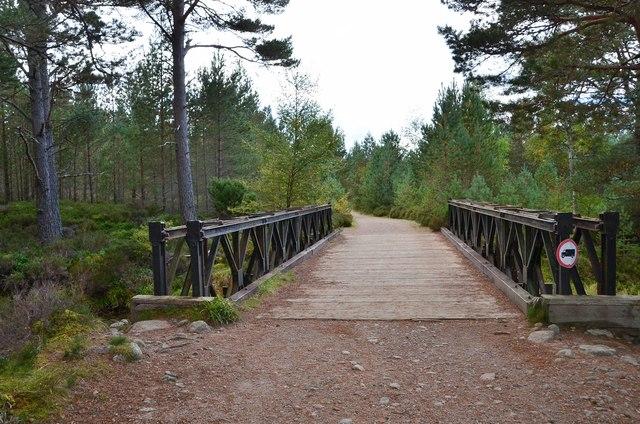 Bridge over the Allt na Ciste