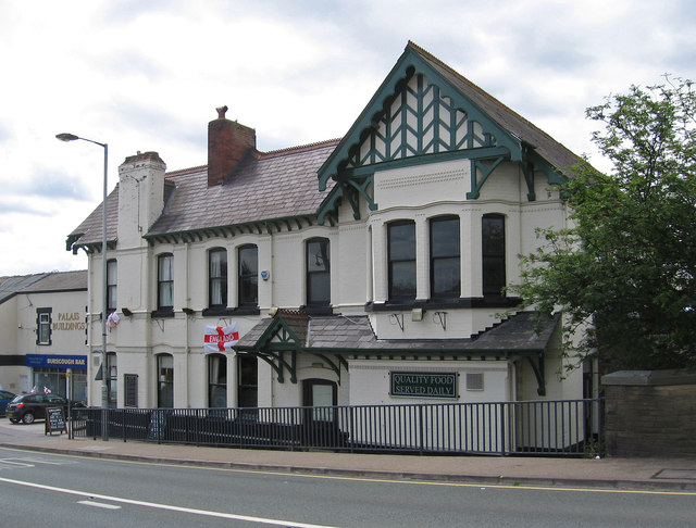 Burscough - The Packet House