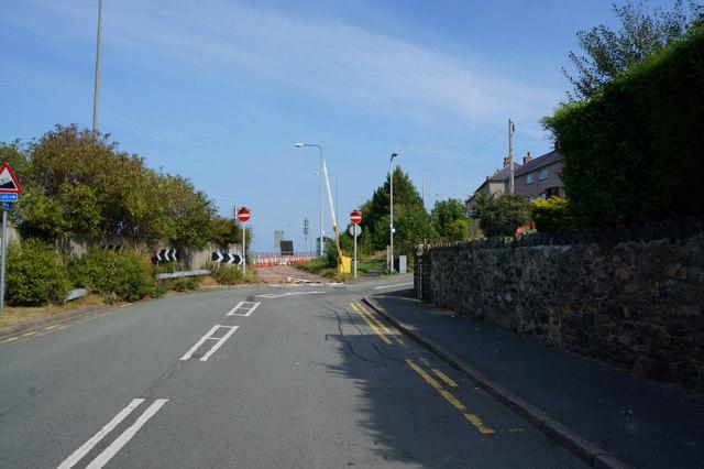 Penmaenmawr Road, Llanfairfechan