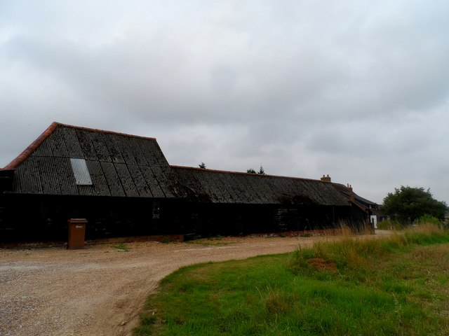 Buttsbury Hall Farm