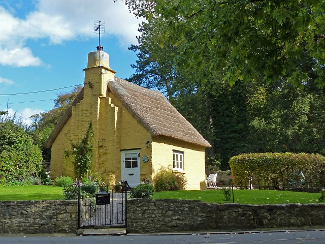 Thatched Cottage, Merthyr Mawr