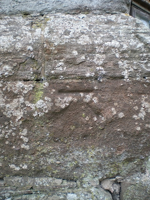 OS benchmark - Stockton, St Chad church