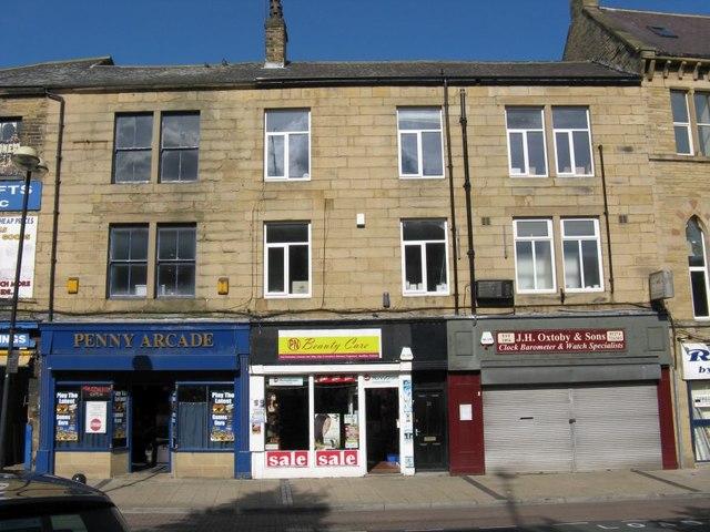 Three shops on Northgate