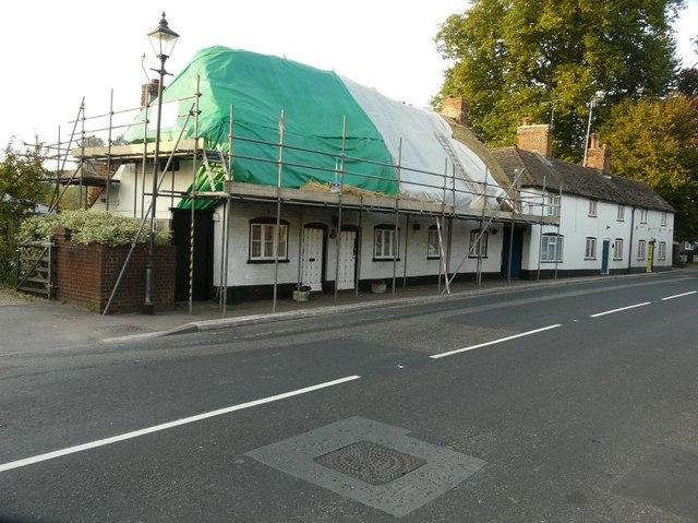 The White Cottage, Sandwich Hill