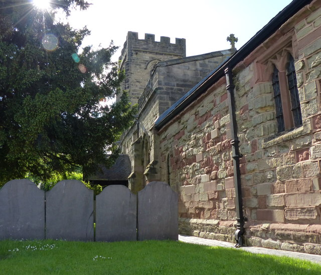 St Andrew's Church in Shilton