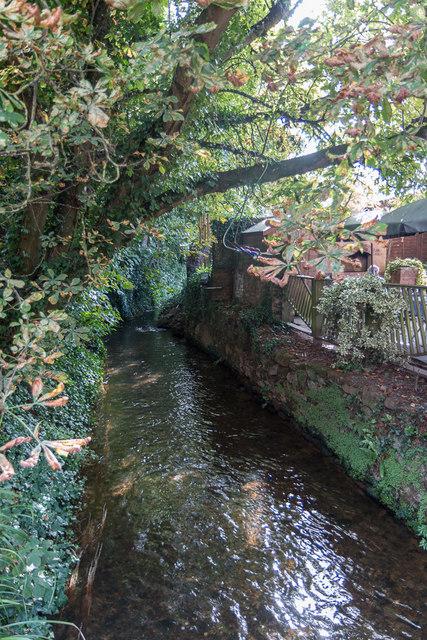 Otterton Mill, Otterton, Devon