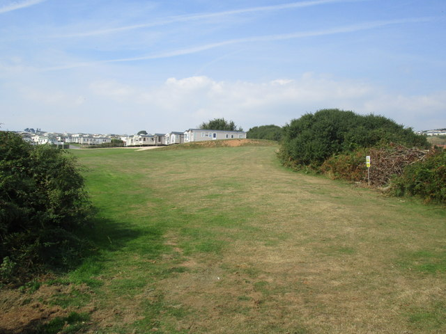 Devon Cliffs Holiday Park (2)