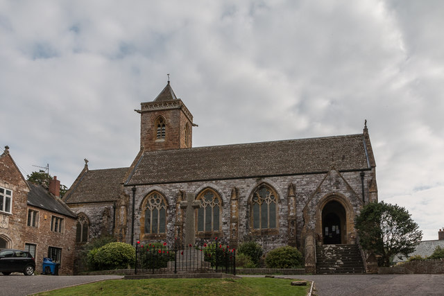 St Michael's Church, Otterton, Devon