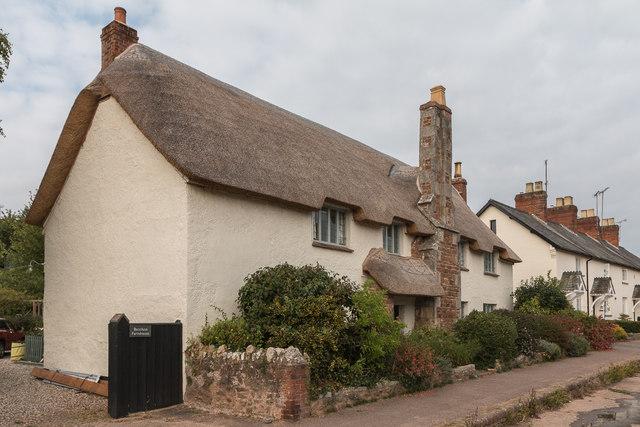 Thatched Cottage, Otterton, Devon