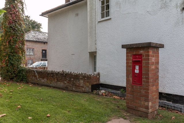 Pillar Box, Otterton, Devon