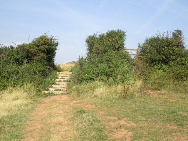 Diverted path