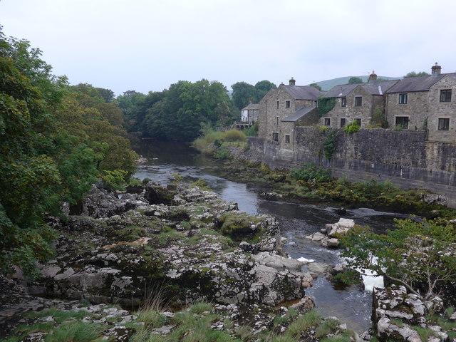 Dales Way trek from Bolton Abbey to Pinder Stile (160)