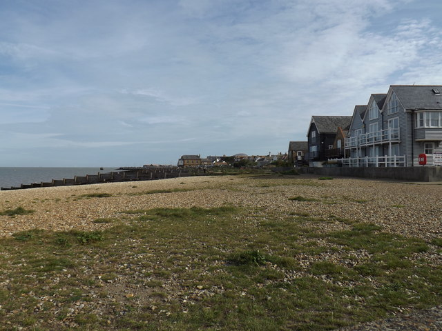 Seafront at Whitstable