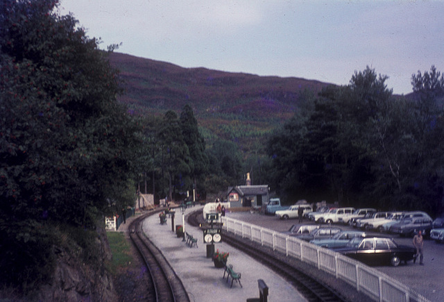 Gorsaf Tan-y-Bwlch station
