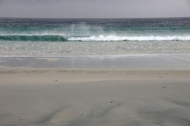 Wave, Easting beach