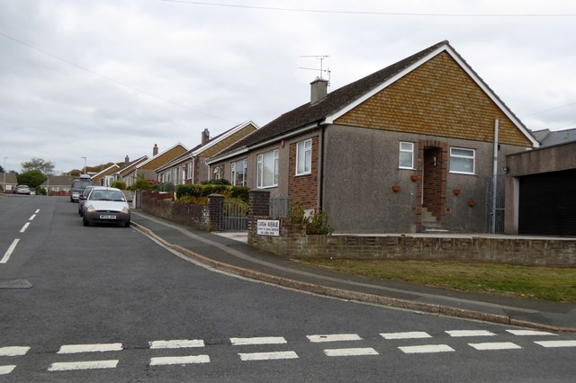 Bungalows, Carew Avenue, Honicknowle, Plymouth
