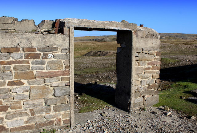 Doorway at the High Grinding Mill
