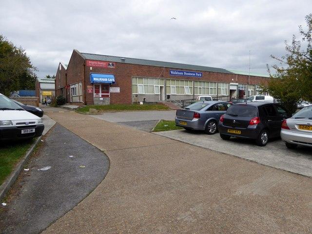 Cafe on Burrington Industrial Estate