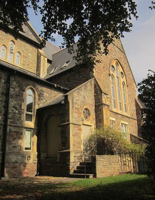 St Saviour's church, Woolcott Park
