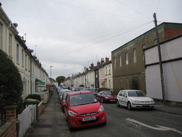 Roman Road, Cheltenham II-Glos