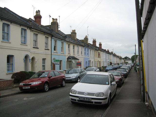 Roman Road, Cheltenham III-Glos