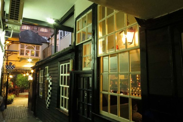The Chequers off High Street
