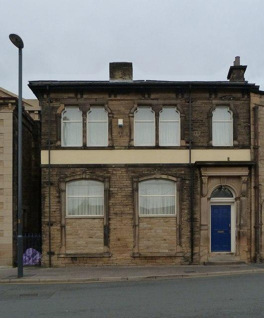 Skipton Craven masonic lodge, Sackville Street
