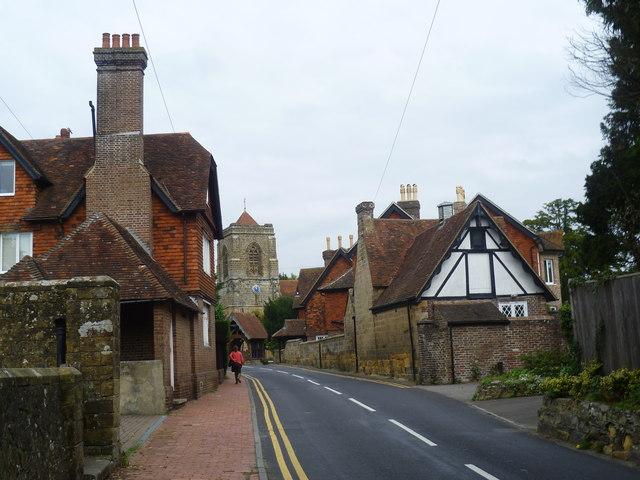Langton Road, Speldhurst