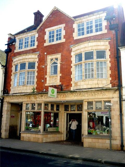 Oxfam shop, Stert Street, Abingdon