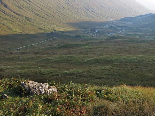 Head of Auch Gleann