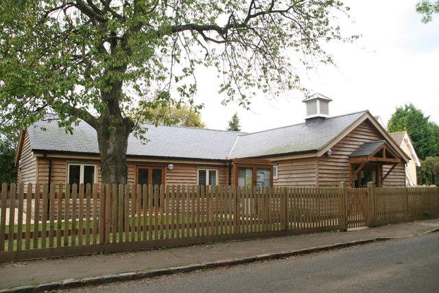 Laxton's new village hall