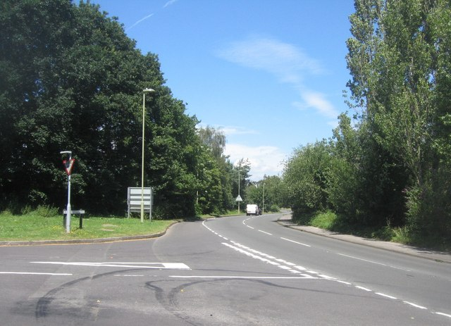Fernhill Lane / Hawley Road