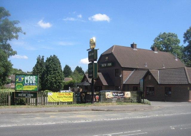 New Inn - Hawley