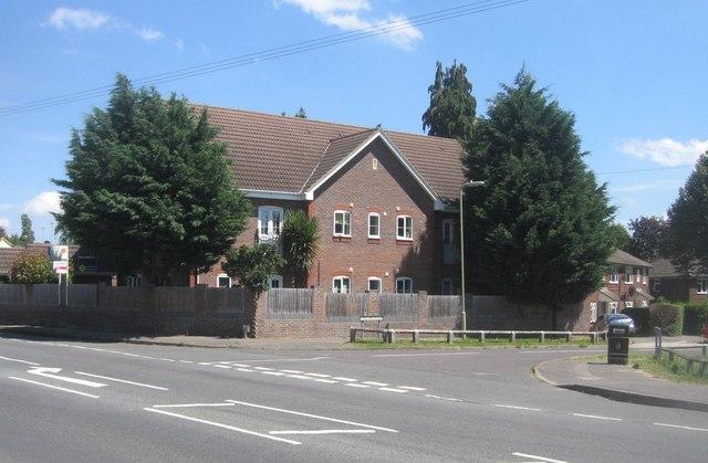 Ratcliffe Road / Chapel Lane