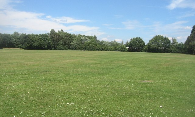 Moor Road playing fields