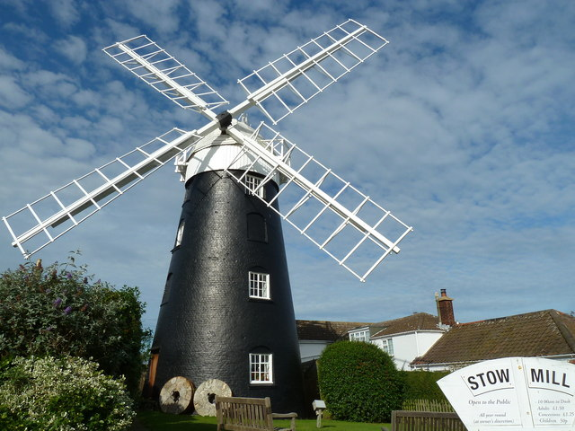 Stow Mill