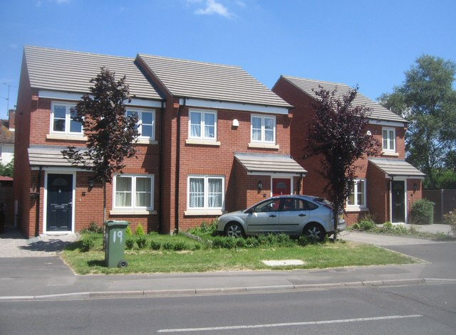 New builds - Cherrywood Road