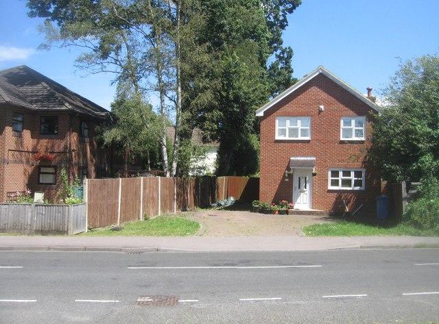 Homes on Cherrywood Road