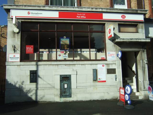 South Cliff Post Office